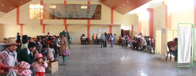 CHUMBIVILCAS:Hudbay Perú organizó campaña de salud gratuita en Chamaca y Livitaca: Más de 1, 700 pobladores recibieron atención médica