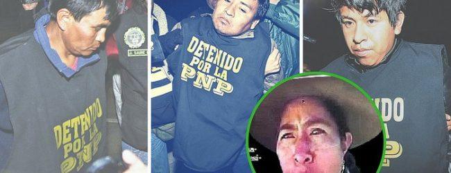CUSCO: Madre de niño secuestrado y asesinado exige cadena perpetua para los criminales