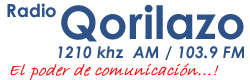 Radio Qorilazo 1210 Khz AM   Chumbivilcas Cusco Perù