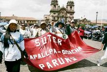 REGIÓN CUSCO: Maestros de Suter Cusco evalúan reiniciar huelga