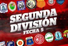 ESPINAR :Segunda División: sigue en vivo la fecha 5 del torneo de ascenso