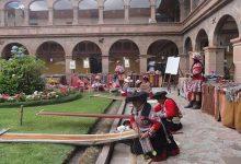 Mujeres nativas de Cusco mostrarán su arte ancestral