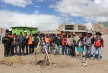 CHUMBIVILCAS:Comunidad de Chilloroya y Hudbay Perú inician construcción de  palacio municipal