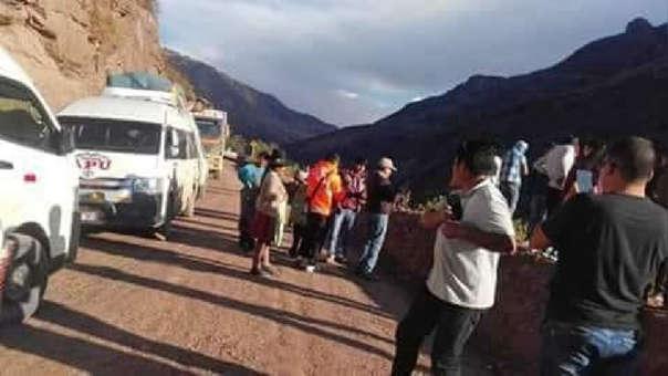 CHUMBIVILCAS: Al  menos siete muertos tras la caída de un bus a un abismo en la vía Cusco – Paruro
