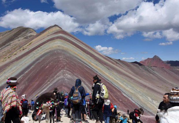 CUSCO: Proponen boleto integral para ingreso a la Montaña de los Siete Colores