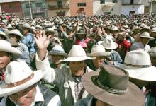 CHUMBIVILCAS :Acusados de incendiar campamento en Cusco dicen que Fiscalía no tiene pruebas