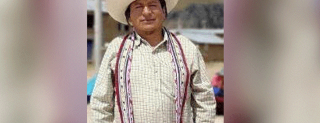 CHUMBIVILCAS:Investigan extraña muerte de regidor provincial de Chumbivilcas