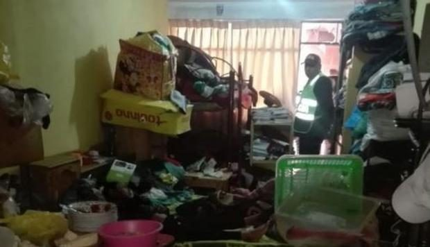 ESPINAR:Hallan muertos a 6 miembros de una familia al interior de su casa