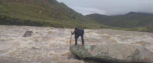 CHUMBIVILCAS:Negaron la ayuda de helicóptero para buscar cuerpos en Velille