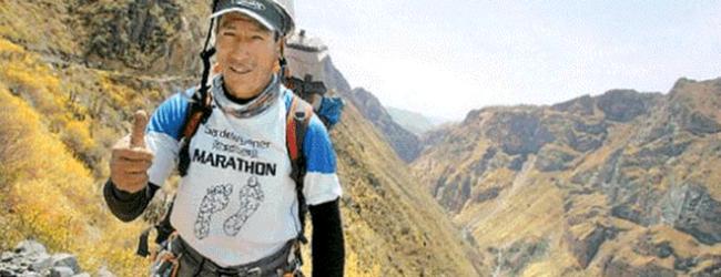 CHUMBIVILCAS:El rescatista Eloy Cacya se suma a búsqueda de desaparecidos en Chumbivilcas