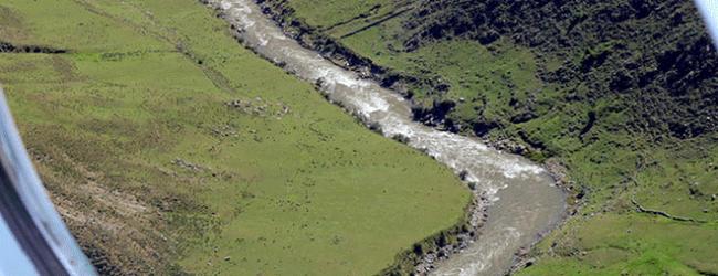 CHUMBIVILCAS: víctimas de accidente llevan once días desaparecidos en río Velille