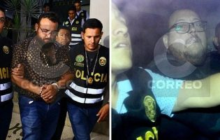 APURIMAC:Hermanos Chávez Sotelo fueron detenidos por extorsión