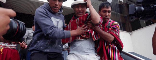 Las Bambas: Gregorio Rojas queda en libertad luego de 7 días