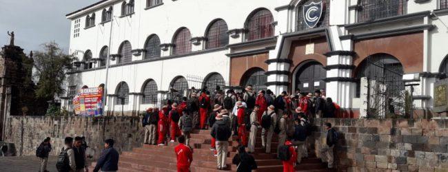 REGIONAL:Cusco retrasa horario de ingreso de escolares a colegios por bajas temperaturas