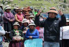 LAS BAMBAS: el miércoles reanudarán diálogo en torno a conflicto