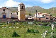 CHUMBIVILCAS:Se resuelven las controversias de limitación territorial en Livitaca.