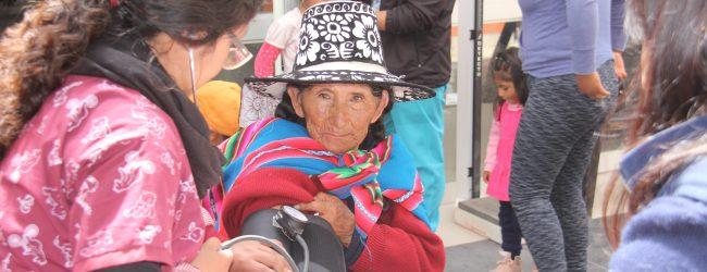 CHUMBIVILCAS:Hudbay Perú organizó campaña de salud en Chilloroya y Uchucarcco: Más de 1,500 pobladores recibieron atención médica gratuita