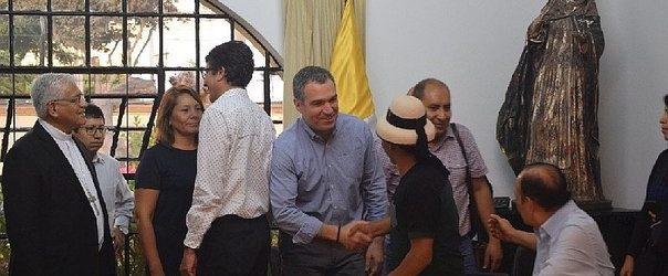 Las Bambas: Del Solar considera que comuneros desbloquearán la vía como se comprometió Rojas