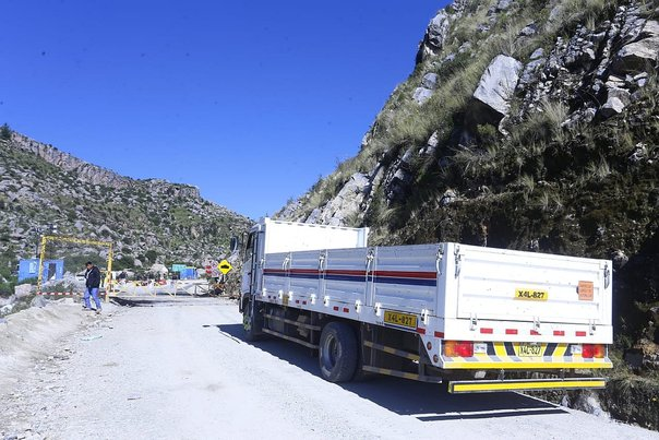 REGIONAL:Iniciará proceso de adquisición de áreas del corredor vial Apurímac – Cusco – Arequipa