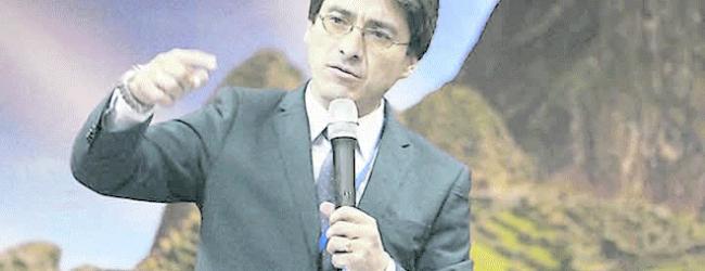 REGIONAL :Gobernador de Cusco propone crear fondo y así resolver conflictos