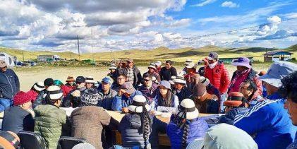Las Bambas: Comuneros llegan a acuerdo con MMG y no habrá bloqueo del Corredor Minero del Sur