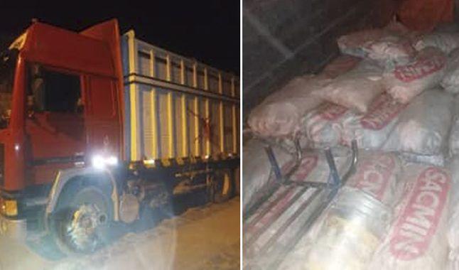 "CHUMBIVILCAS:Incautan 20 toneladas de ""oro en bruto"" en carretera de Cusco"