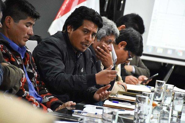 CHUMBIVILCAS:Evalúan proyectos para el desarrollo del Corredor Vial Sur