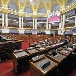 En el Congreso se reanudó sesión plenaria virtual para la  creación del distrito de Pulpera Condes