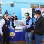 Hudbay Perú se une a la Gerencia Regional de Salud de Cusco para seguir en la lucha contra la COVID-19