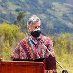 Sagasti en Cusco: «La vacuna es el mejor escudo contra el covid-19. Todos debemos vacunarnos»