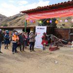 Distrito de Velille cuenta con nuevo garaje para maquinaria agrícola
